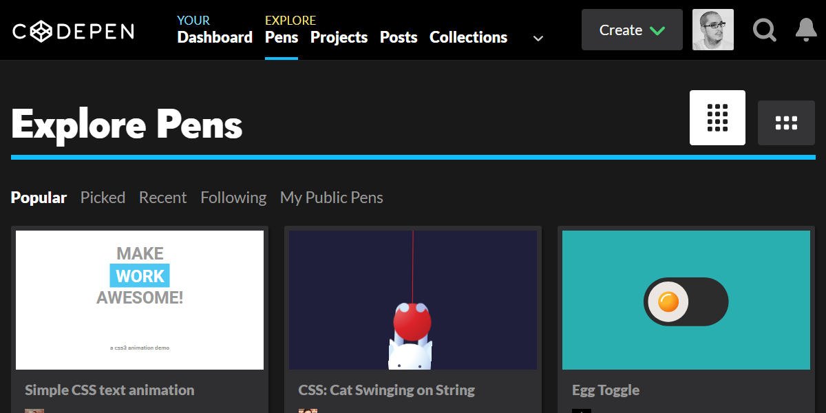 Using CodePen Can Boost Your Front-end Development Workflow - Pine