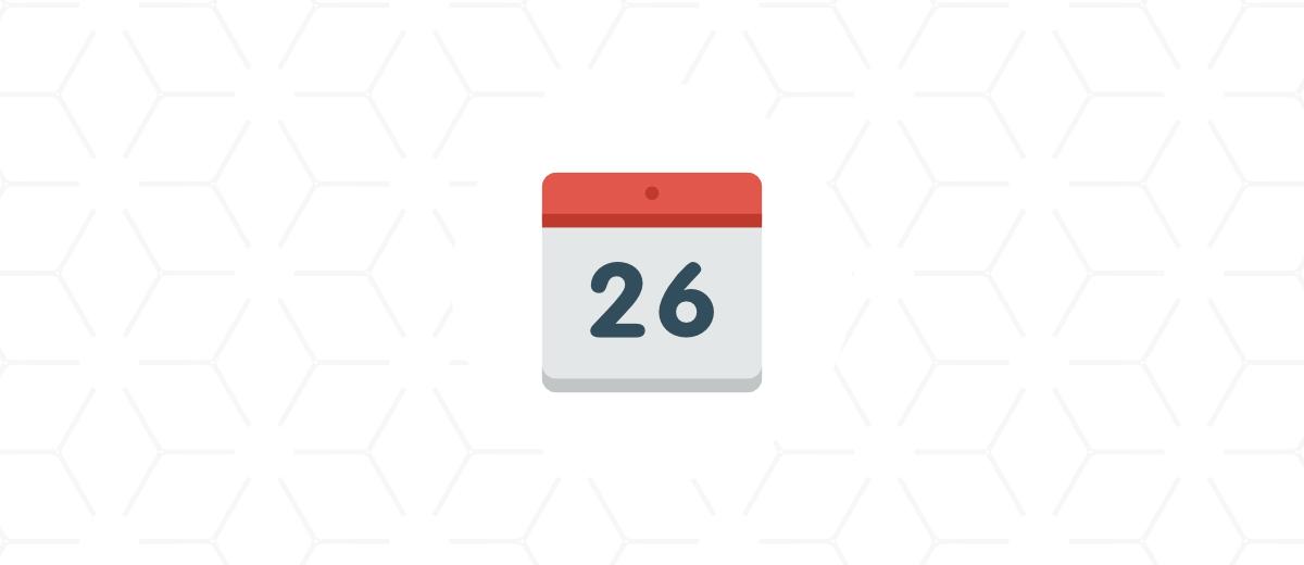 Vue Calendar Component with Laravel API - Pine