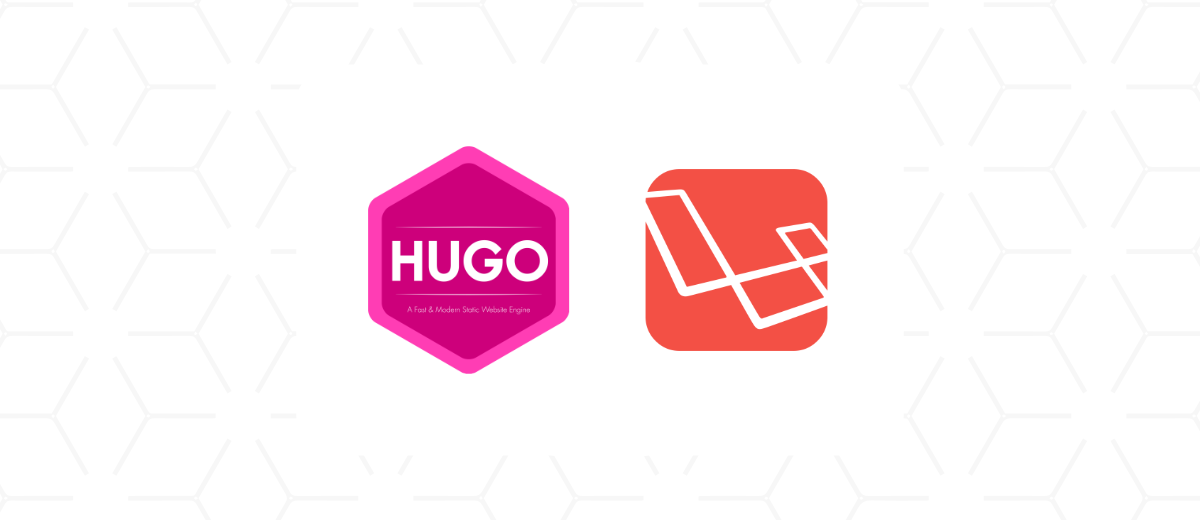 Serve Your Hugo Blog Through Laravel - Pine
